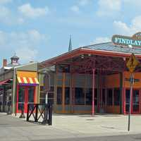 Findlay's Market in Cincinnati, Ohio