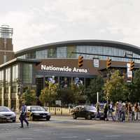 Nationwide Sports Arena in Columbus, Ohio