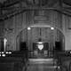 Interior of Chapel in Fort Reno, Oklahoma