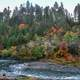 Fall Scenery on the North Umpqua River