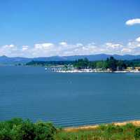 Fern Ridge Reservoir in Veneta Oregon