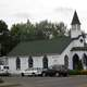 Former church in Veneta, now a restaurant in Oregon