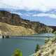 Lake Billy Chinook in Oregon