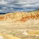 Painted Hills landscape in Oregon