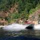 Recreation, jet boat excursion, Rogue River Wild&Scenic River, R