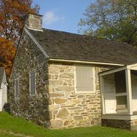 1797 Federal School in Haverford, Pennsylvania