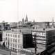 Panorama of downtown Erie in 1912 in Pennsylvania