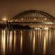 Bridge Across the River in Philadelphia, Pennsylvania