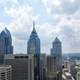 Cityscape of Philadelphia, Pennsylvania