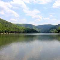 Lakeview at Sinnemahoning State Park, Pennsylvania