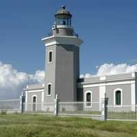 Cabo Rojo Light in Puerto Rico