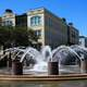Charleston Fountain in Charleston, South Carolina