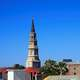 Rooftops in Charleston, South Carolina