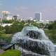 Finley Fountain and the city of Columbia, South Carolina