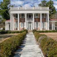 The Mansion Manor in Bishopville, South Carolina