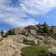 Picture of the peak in Custer State Park, South Dakota