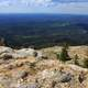 View from the top in Custer State Park, South Dakota