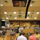Inside the corn Palace in Mitchell, South Dakota