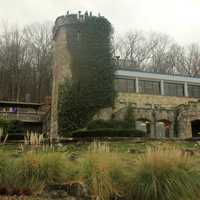 Ruby Falls Visitors Center at Lookout Mountain, Tennessee