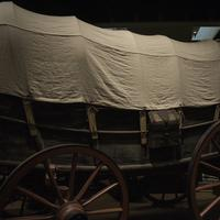 Covered Wagon in Tennessee Museum