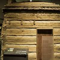 Frontier House in Tennessee Museum