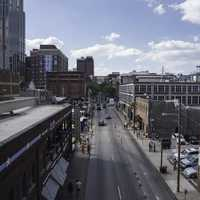 Streets and City of Nashville