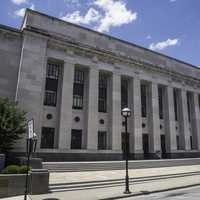 Streetside View at the Tennessee Supreme Court in Nashville