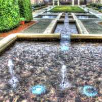Artistic Garden Pools in Dallas, Texas