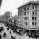Downtown El Paso in 1908 in Texas