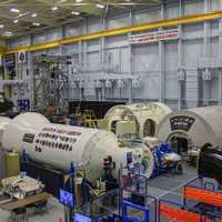 ISS training Modules in Houston, Texas