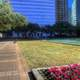 Downtown park in houston, Texas