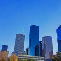 Houston Skyline 1 in Houston, Texas