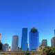 Houston Skyline in Houston, Texas