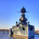 Battleship Texas at San Jacinto Monument, Texas Photo and Information