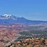 Moab Overlook at Arches National Park