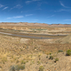 Panoramic Desert Landscape at Arches National Park
