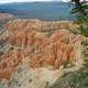 Landscape and rock at Bryce Canyon National Park, Utah