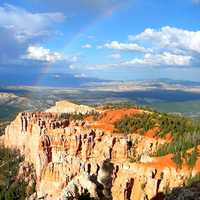 Rainbow Point at Bryce Canyon National Park, Utah