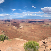 Canyon Overlook Panoramic