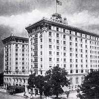 Hotel Utah 1925 in Salt Lake City