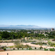 Overlook on Salt Lake City from Botanical Gardens