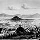 Salt Lake City in 1850 in Utah