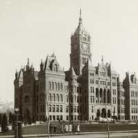 Utah's First Statehouse in Salt Lake City