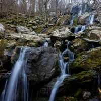 Dark Hollow Falls, Full view at Shenandoah