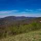 Shenandoah National Park, Mountain landscapes in the distance
