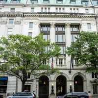National Metropolitan Bank in Washington DC