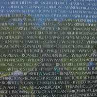 Memorial Wall of Vietnam Memorial
