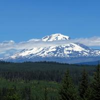 Summit of Mount Adams in Washington