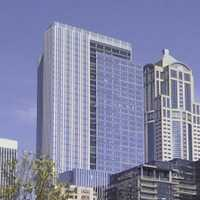Towers in the City in Seattle, Washington