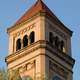 Clock Tower in Spokane, Washington